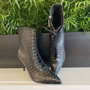 Modern Vice Delancey studded ankle booties